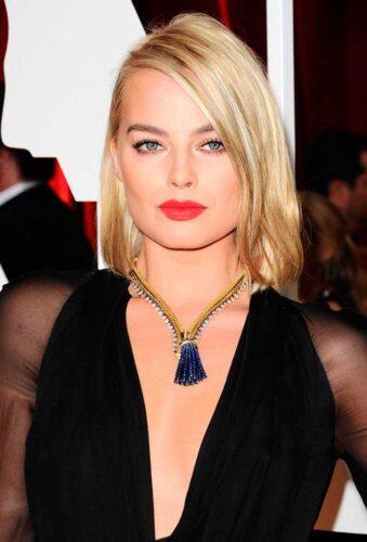 margot robbie Oscar 2015: Copie as maquiagens das celebridades