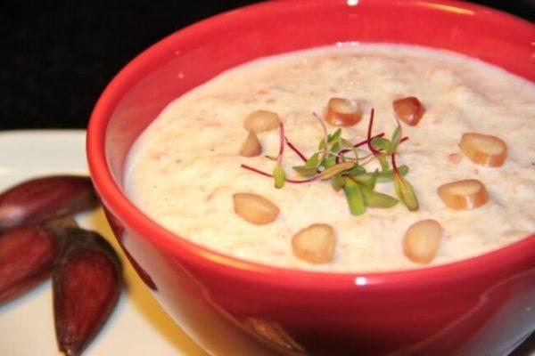 Sopa de pinhão