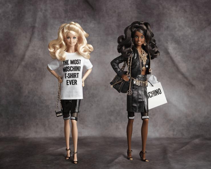 Barbie e Moschino lançam novos looks