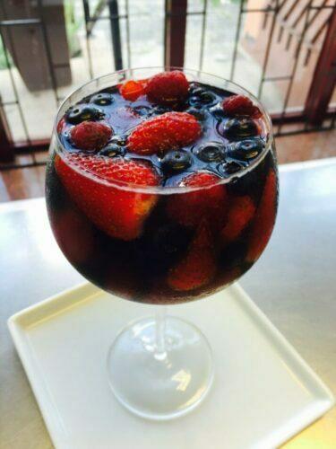 gelatina de vinho