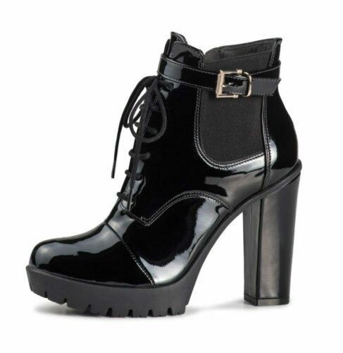 ankle boots Inverno Bebecê minimal look