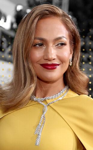 Jennifer Lopez Golden Globe