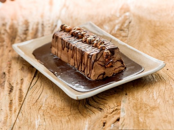 Semifreddo de Chocolate
