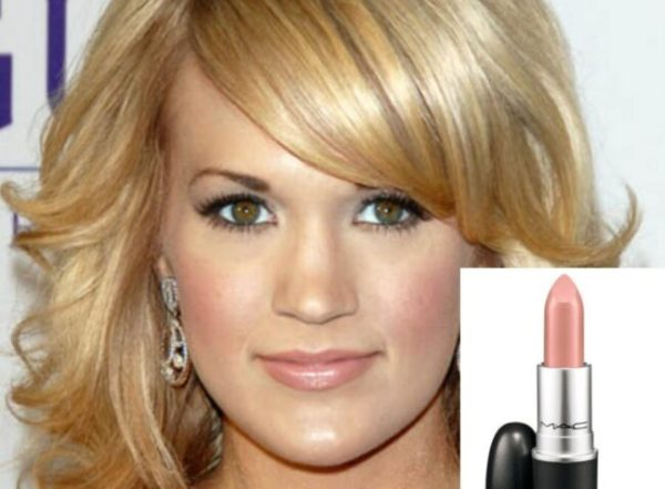 carrie underwoods hue mac