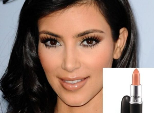 Kim Kardashian / Batom M.A.C. Freckletone