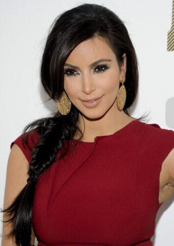 Kim Kardashian Carol Sisson tranças