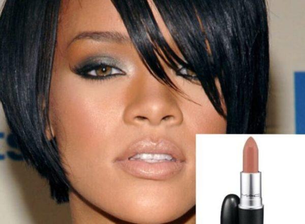 Rihanna Creme d Nude MAC batom nude