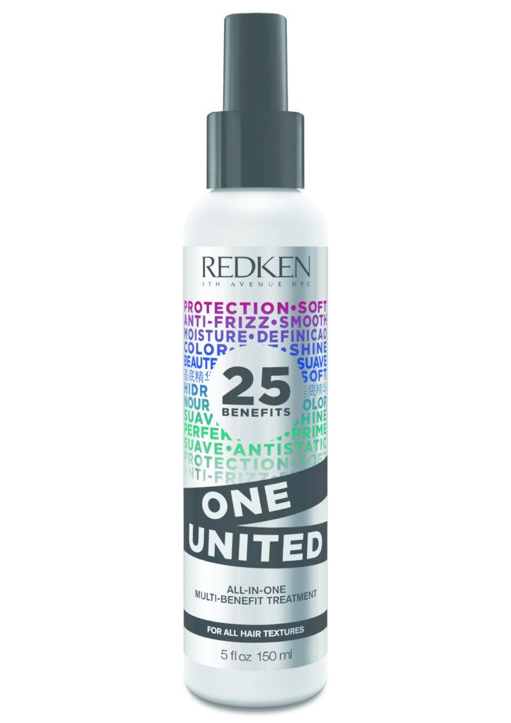 One United: O novo tratamento 25 em 1 by Redken