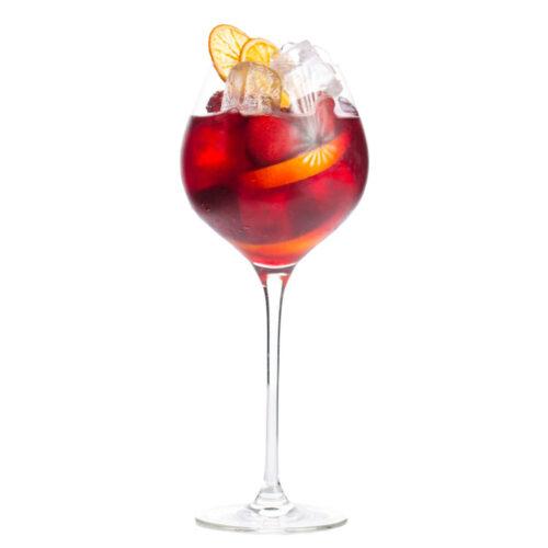 Drinks com vinho tinto_de_verano