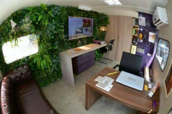 Trailer Upik lança o conceito de arquitetura móvel em São Paulo