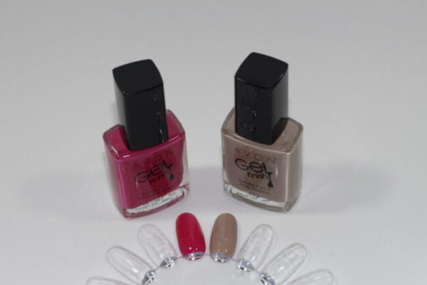 ESMALTES GEL FINISH AVON CAROL SISSON