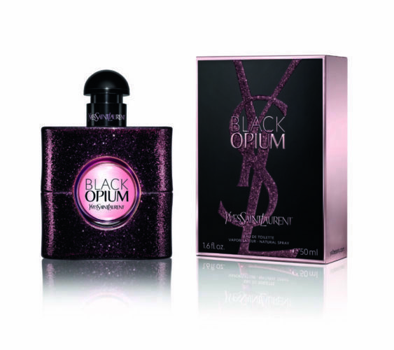 Yves Saint Laurent Beauté lança Black Opium Eau de Toilette