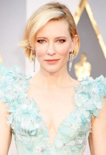 Maquiagem: O look de Cate Blanchett no Oscar 2016