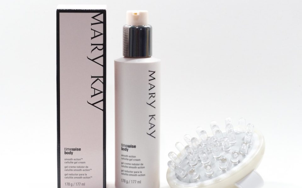 Resenha: Gel Creme Redutor de Celulite Smooth-Action da Mary Kay