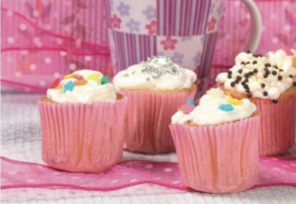 Cupcakes para festas