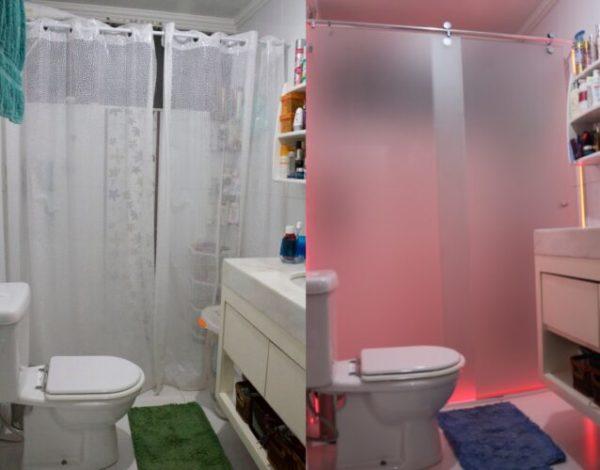 Reforma: A mudança do meu banheiro