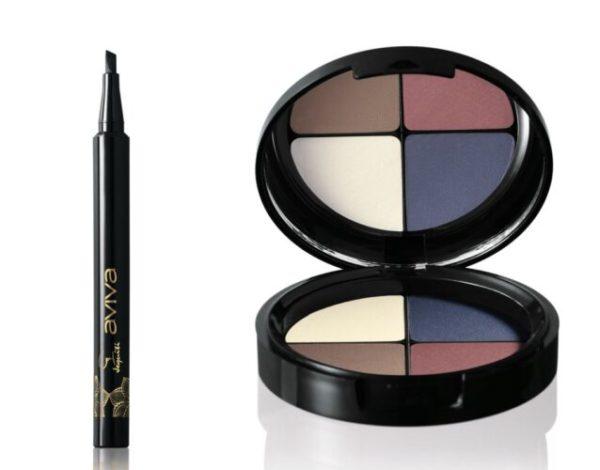 Jequiti apresenta sua nova coleção de maquiagem Aviva Oriente