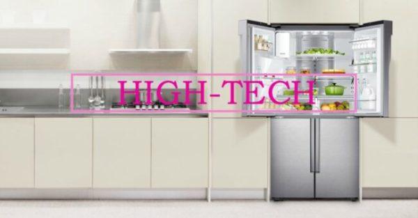 A cozinha do futuro