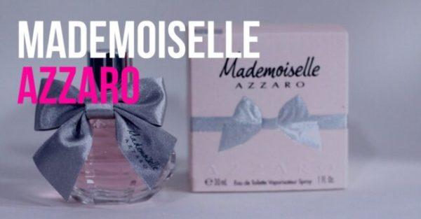 Resenha: Perfume Mademoiselle de Azzaro
