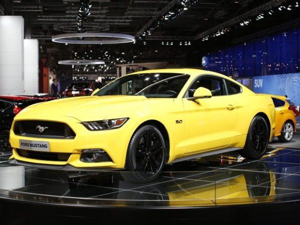 Super carros que a Ford trouxe para o Salão do Automóvel
