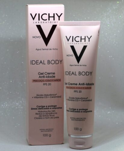 Resenha: Ideal Body de Vichy