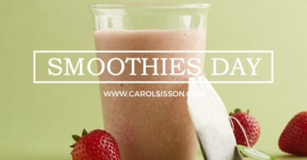 Receitas Smoothies