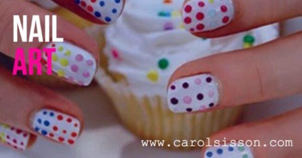 Carnaval: Dicas de unhas decoradas Colorama