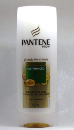Resenha: Pantene Restauração