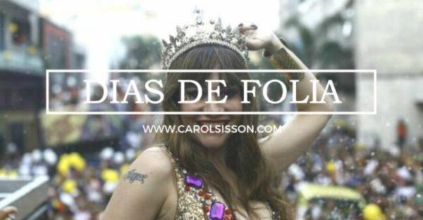 Carnaval: Mais um final de semana de folia em São Paulo