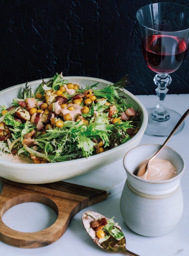 salada alface