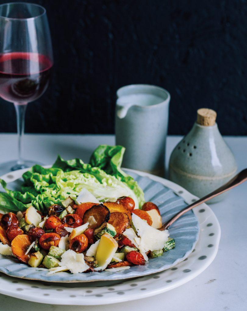 salada verao